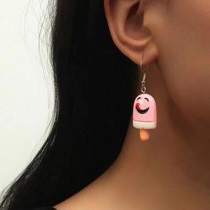 ⭐️ Yummy Cartoon Popsicle Drop Earrings ⭐️